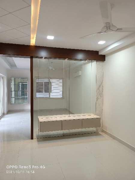 3 BHK 2700 Sq.ft. Residential Apartment for Rent in Kokapet, Hyderabad