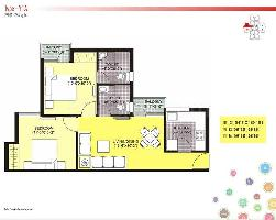 2 BHK Flat for Sale in Sector 117, Noida