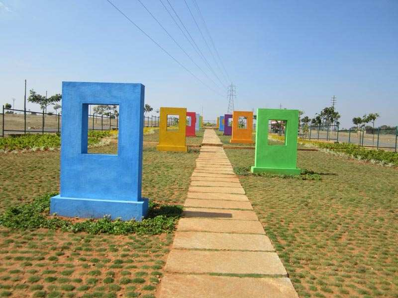 Residential Land / Plot for Sale in Devanahalli, Bangalore - 1200 Sq.ft.