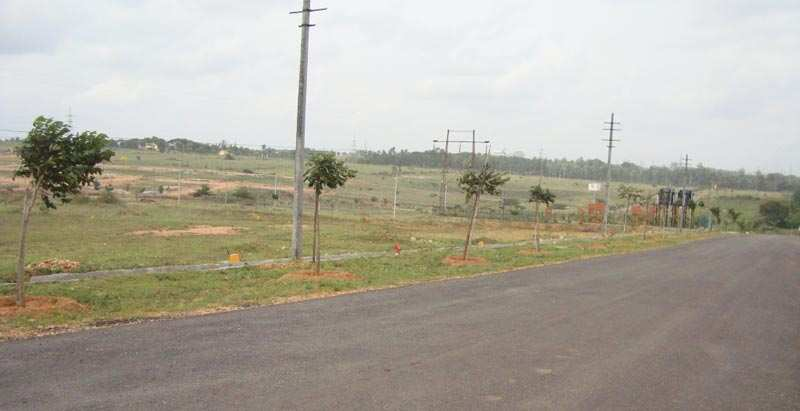 Residential Land / Plot for Sale in Devanahalli, Bangalore - 2400 Sq.ft.