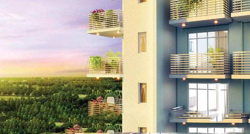 2 BHK Flats & Apartments for Sale in Sector 104, Gurgaon - 1446 Sq. Feet