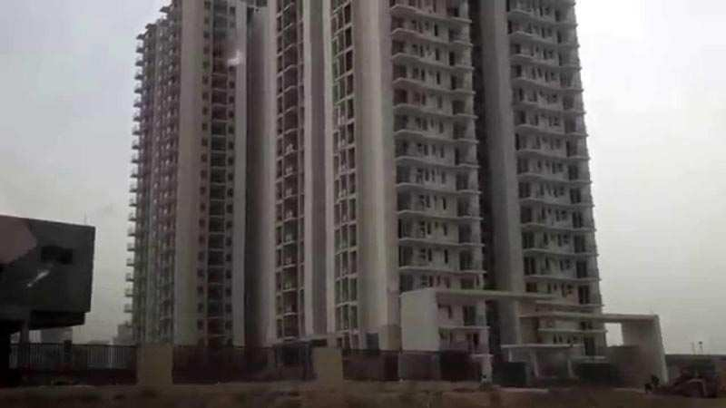 3 BHK Flats & Apartments for Sale in Sector 102, Gurgaon - 1800 Sq. Feet