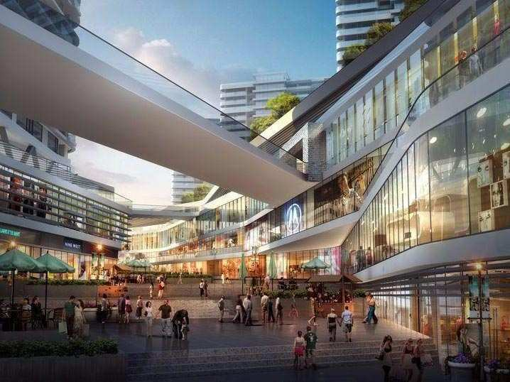2200 Sq. Feet Commercial Shops for Sale in Golf Course Road, Gurgaon - 2200 Sq. Feet