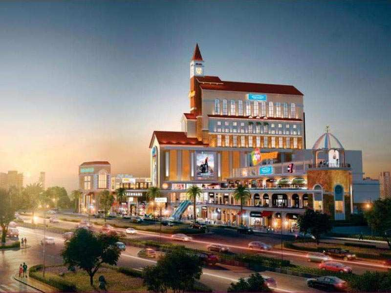 577 Sq. Feet Commercial Shops for Sale in Sector 66, Gurgaon - 577 Sq. Feet