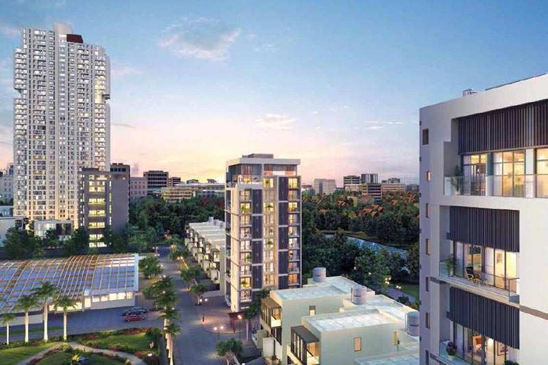 3 BHK Flats & Apartments for Rent in Sector 72, Gurgaon - 2000 Sq. Feet