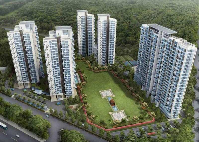 4 BHK Flats & Apartments for Sale in Sector 102, Gurgaon - 2775 Sq. Feet
