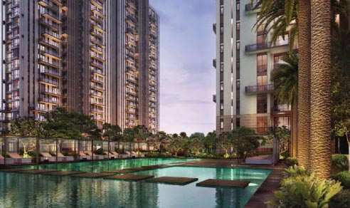 3 BHK Flats & Apartments for Sale in Sector 102, Gurgaon - 2149 Sq.ft.