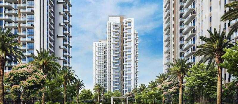 3 BHK Flats & Apartments for Sale in Sector 102, Gurgaon - 2075 Sq.ft.