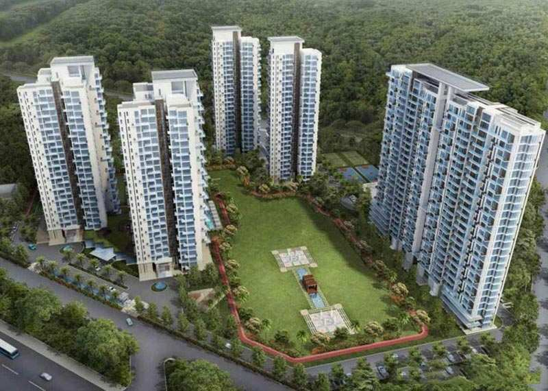 3 BHK Flats & Apartments for Sale in Sector 102, Gurgaon - 1880 Sq. Feet