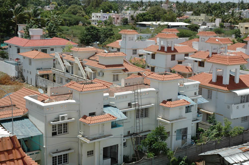 3 BHK Flats & Apartments for Sale in Trichy Road, Coimbatore - 2319 Sq.ft.