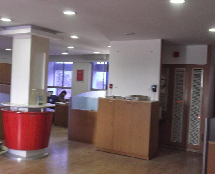 2500 Sq. Feet Office Space for Rent in R S Puram, Coimbatore - 2500 Sq. Feet
