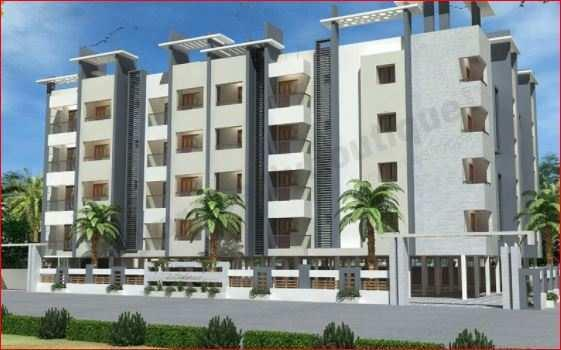 2 BHK 1265 Sq.ft. Residential Apartment for Sale in Madampatti, Coimbatore