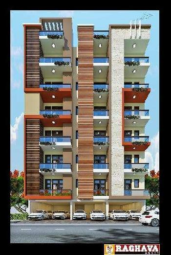 3 BHK 1000 Sq.ft. Residential Apartment for Sale in Shahberi, Greater Noida