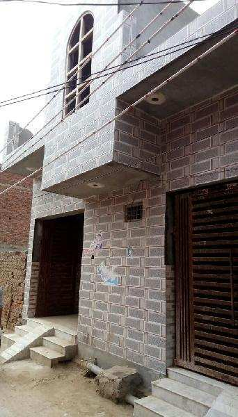 2 BHK Individual House for Sale in Jawahar Colony, Faridabad - 75 Sq. Yards
