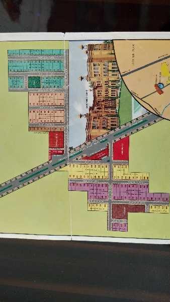 1950 Sq.ft. Residential Plot for Sale in Brindavan Enclave, Bikaner