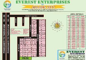 1200 Sq.ft. Residential Plot for Sale in Tindivanam
