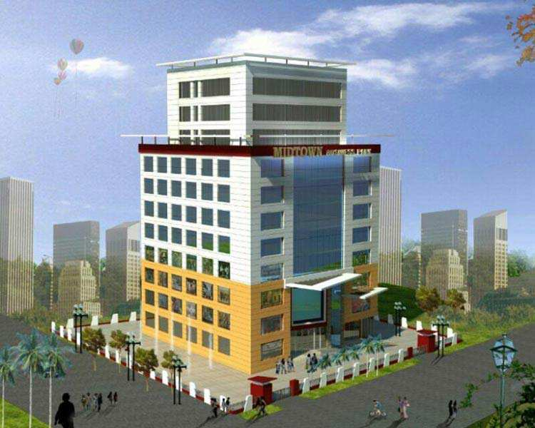 1250 Sq. Feet Commercial Shops for Rent in Pakhowal Road, Ludhiana - 1250 Sq.ft.