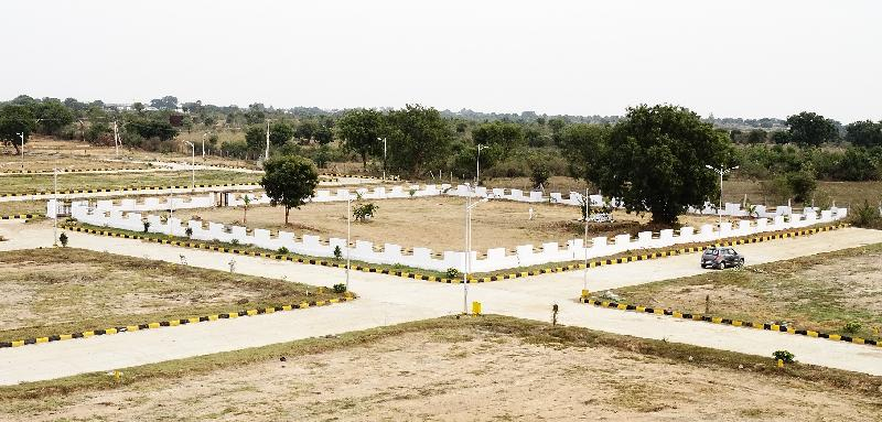 Residential Plot for Sale in Shad Nagar, Greater Hyderabad - 963 Sq. Feet
