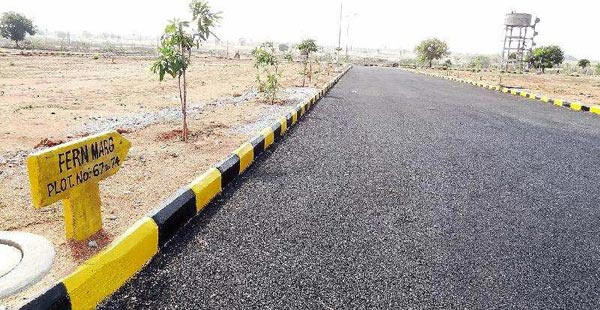 Residential Plot for Sale in Shad Nagar, Greater Hyderabad - 1035 Sq. Feet
