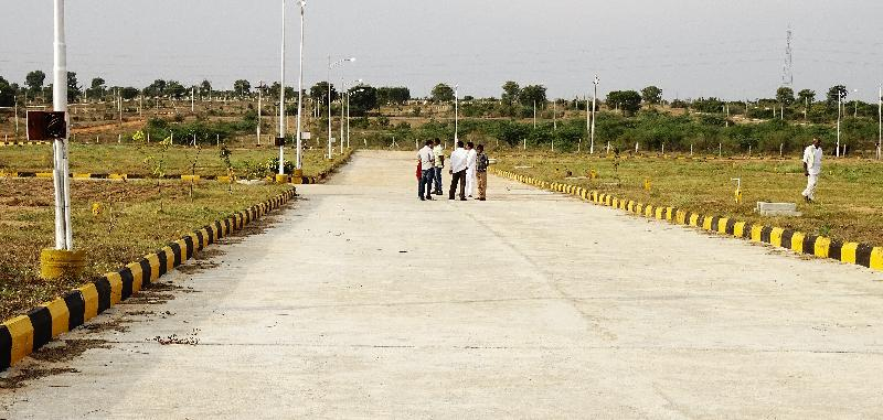 Residential Plot for Sale in Shad Nagar, Greater Hyderabad - 116 Sq. Yards