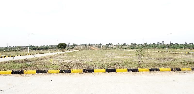 Residential Plot for Sale in Shamshabad, Greater Hyderabad - 118 Sq. Yards