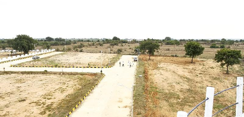 Residential Plot for Sale in Farooqnagar, Rangareddy - 160 Sq. Yards