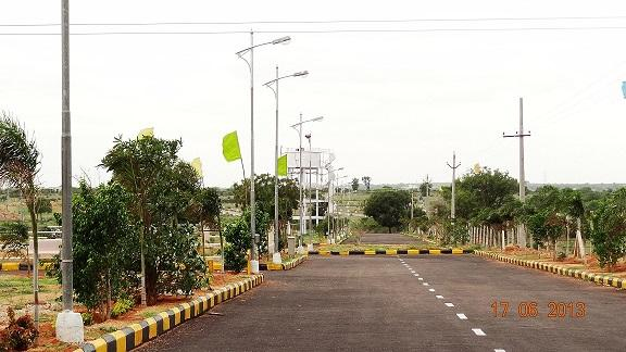 Residential Plot for Sale in Shad Nagar, Greater Hyderabad - 1602 Sq. Feet