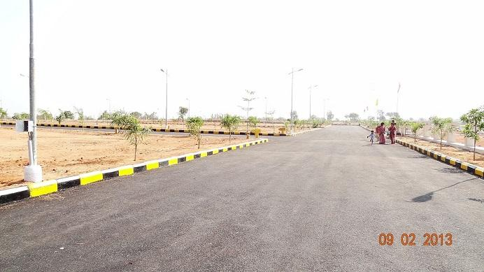 Residential Plot for Sale in Shad Nagar, Greater Hyderabad - 1611 Sq. Feet