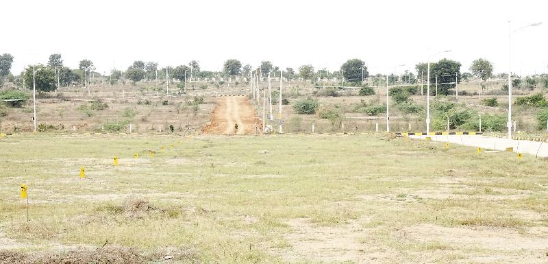Residential Plot for Sale in Shad Nagar, Greater Hyderabad - 181 Sq. Yards
