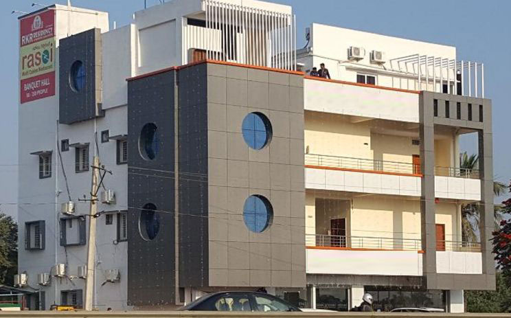 3465 Sq. Feet Business Center for Sale in Shad Nagar, Hyderabad - 385 Sq. Yards