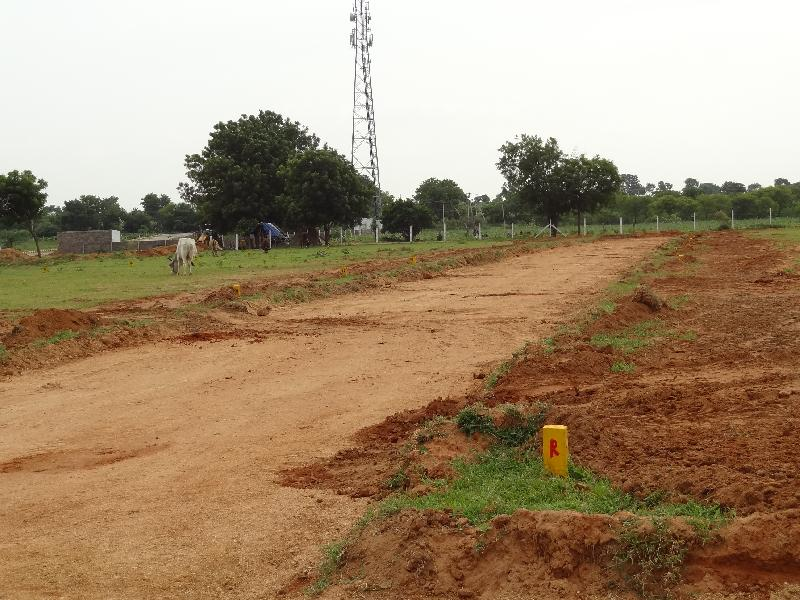 Residential Plot for Sale in Shad Nagar, Hyderabad - 415 Sq. Yards