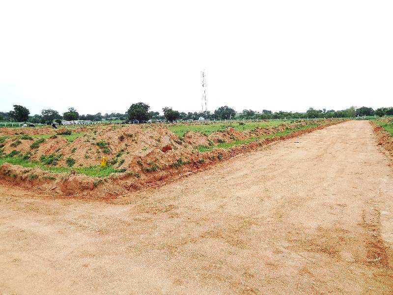 Residential Plot for Sale in Shad Nagar, Hyderabad - 420 Sq. Yards