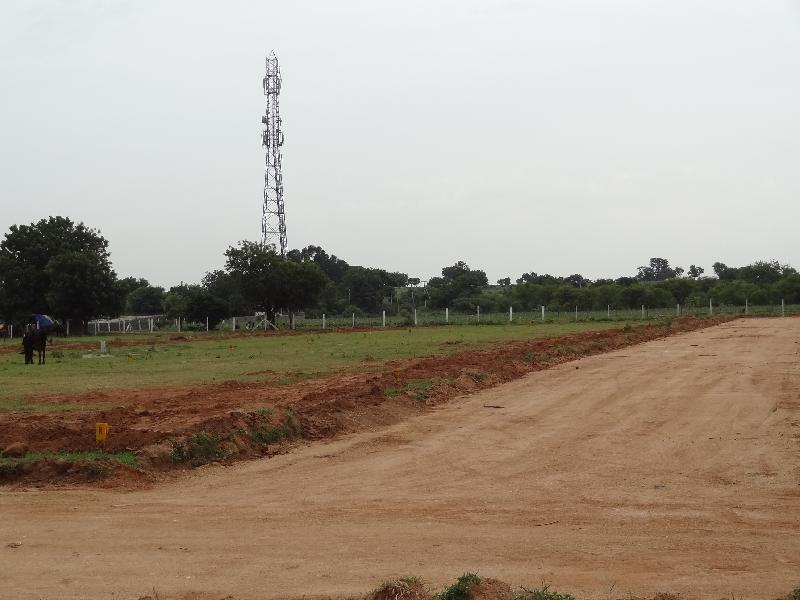 Residential Plot for Sale in Shad Nagar, Hyderabad - 110 Sq. Yards