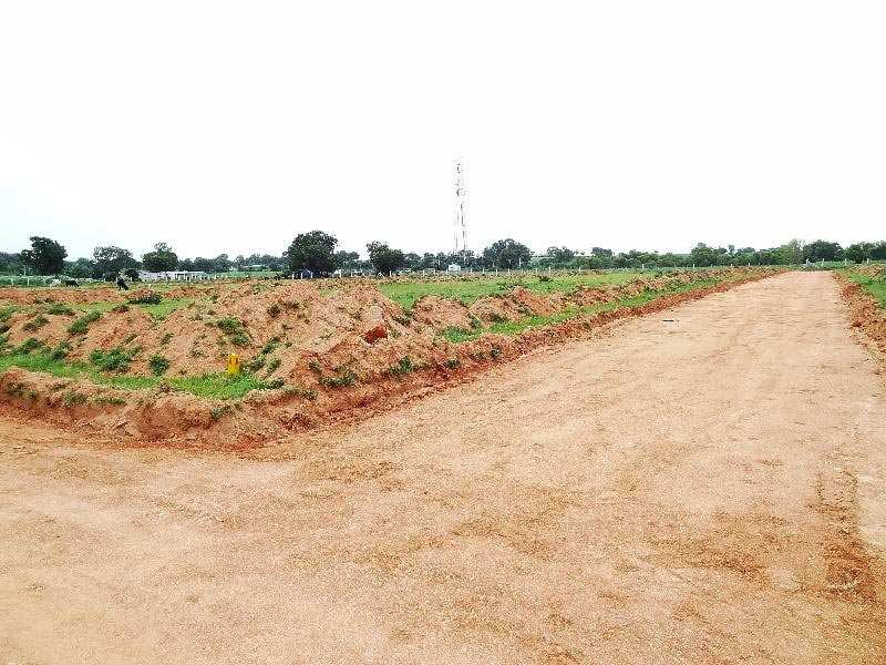 Residential Plot for Sale in Shad Nagar, Hyderabad - 120 Sq. Yards