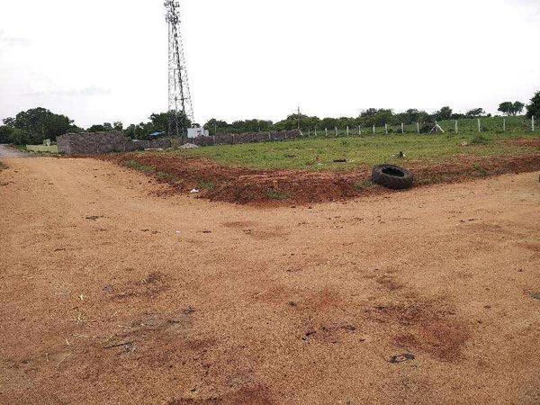 Commercial Lands /Inst. Land for Sale in Shad Nagar, Hyderabad - 195 Sq. Yards
