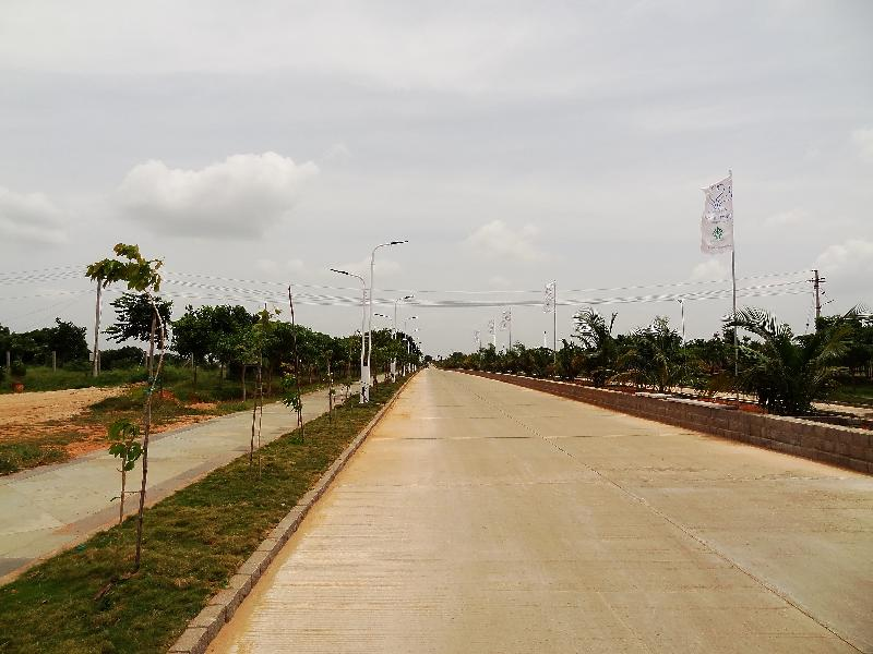 Residential Plot for Sale in Shad Nagar, Hyderabad - 220 Sq. Yards
