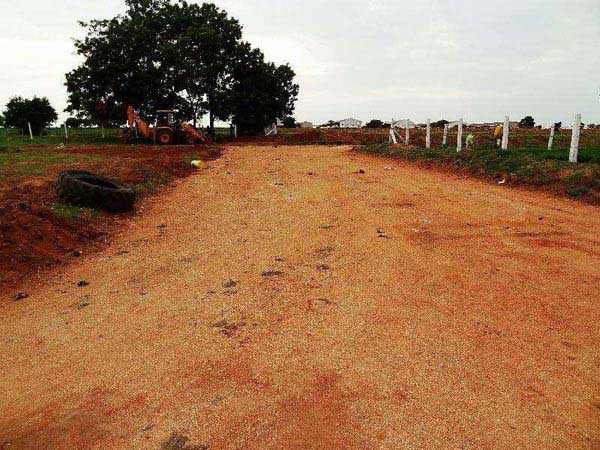 Residential Plot for Sale in Shad Nagar, Hyderabad - 572 Sq. Yards