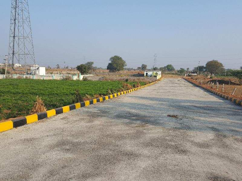 Residential Plot for Sale in Shad Nagar, Hyderabad - 740 Sq. Yards