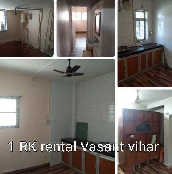1 BHK 600 Sq.ft. Residential Apartment for Rent in Vasai West, Mumbai