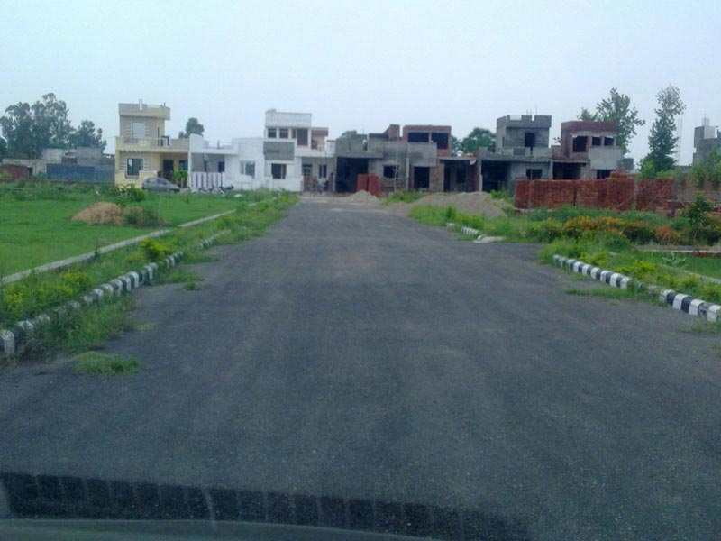4 BHK Residential Land / Plot for Sale in Shalimar garden, Ghaziabad - 200 Sq. Yards
