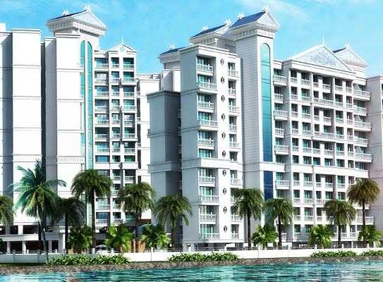 3 BHK Flats & Apartments for Sale in Andheri, Mumbai North - 1184 Sq.ft.