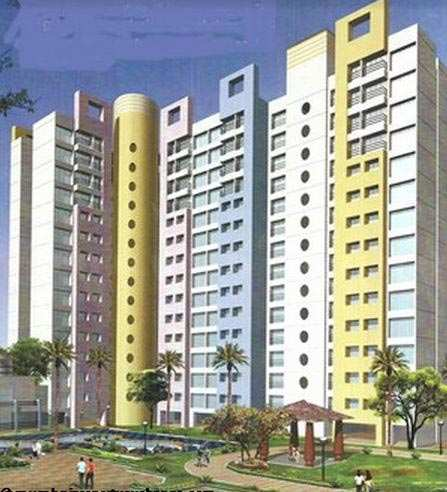 1 BHK Flats & Apartments for Sale in Kharghar, Navi Mumbai - 590 Sq.ft.
