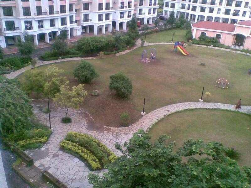 3 BHK Flats & Apartments for Sale in Panvel, Navi Mumbai - 1289 Sq.ft.