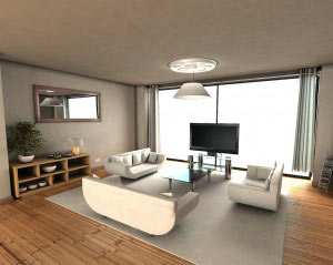 2 BHK Flats & Apartments for Sale in Noida Expressway, Noida - 990  Sq.ft.