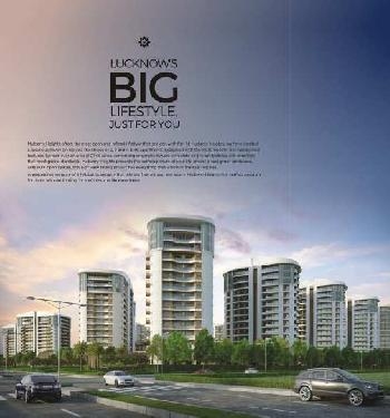 2 BHK 1072 Sq.ft. Residential Apartment for Sale in Sushant Golf City, Lucknow