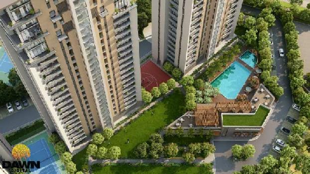 3 BHK 2070 Sq.ft. Residential Apartment for Sale in Sector 4, Gomti Nagar Extension, Lucknow