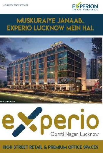 1177 Sq.ft. Office Space for Sale in Vibhuti Khand, Gomti Nagar, Lucknow