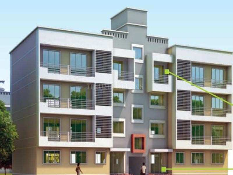 3 Bhk Flats & Apartments for Sale in Kalyan-dombivali - 998 Sq.ft.
