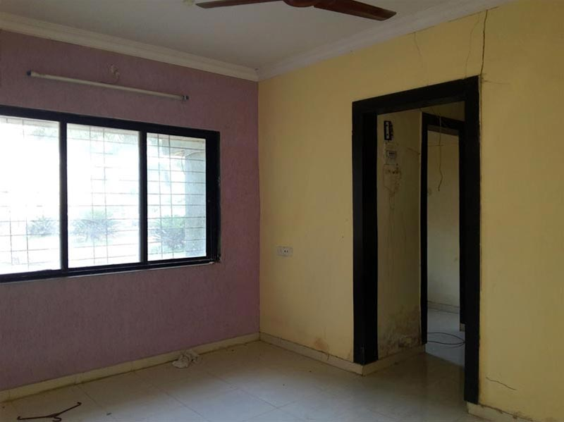 1 BHK Flats & Apartments for Sale in Thane - 500 Sq.ft.