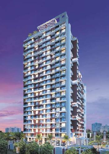 2 BHK 1224 Sq.ft. Residential Apartment for Sale in Kalyan West, Mumbai